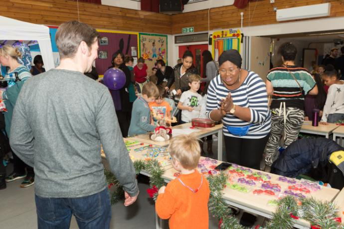 Gwyn Jones Christmas Fair 2015 - 7