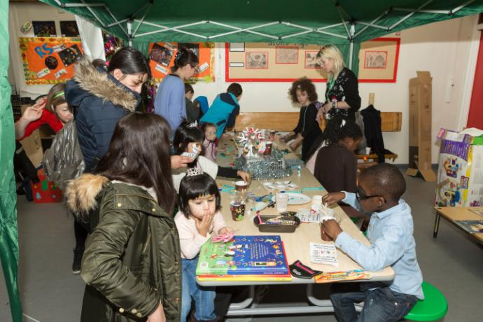 Gwyn Jones Christmas Fair 2015 - 9